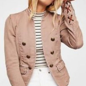 Free People Jagger Jacket